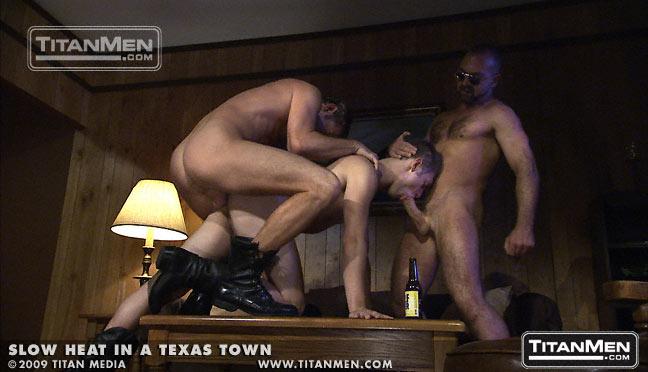 video gay prostate milking