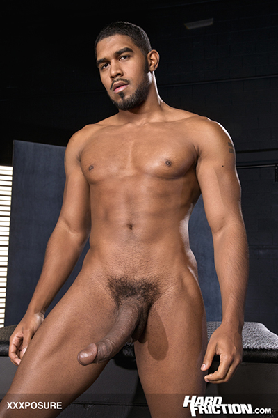Ebony Hunk Assfucked By Black Stallion