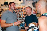 Ben Cohen at Prowler