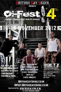 Oi-Fest 4 Poster