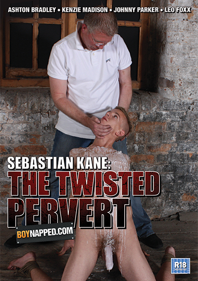 The Twisted Pervert_DVD Sleeve