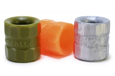 BULLBALLS ballstretcher OXBALLS army-orange-zinc HQ