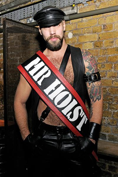 Mr Hoist