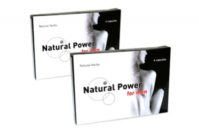 natural power for men