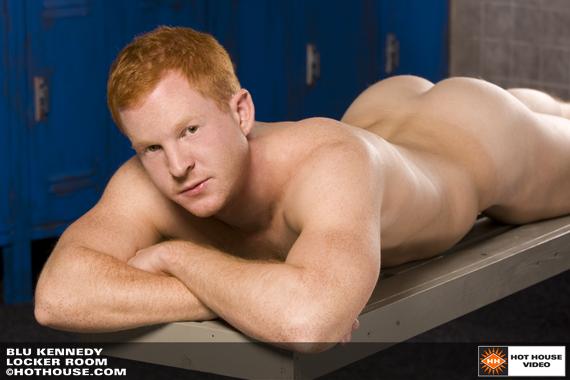 Redhead pornstar male